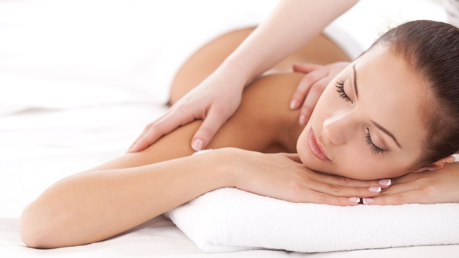 Massage treatments at Bliss Spa W Barcelona