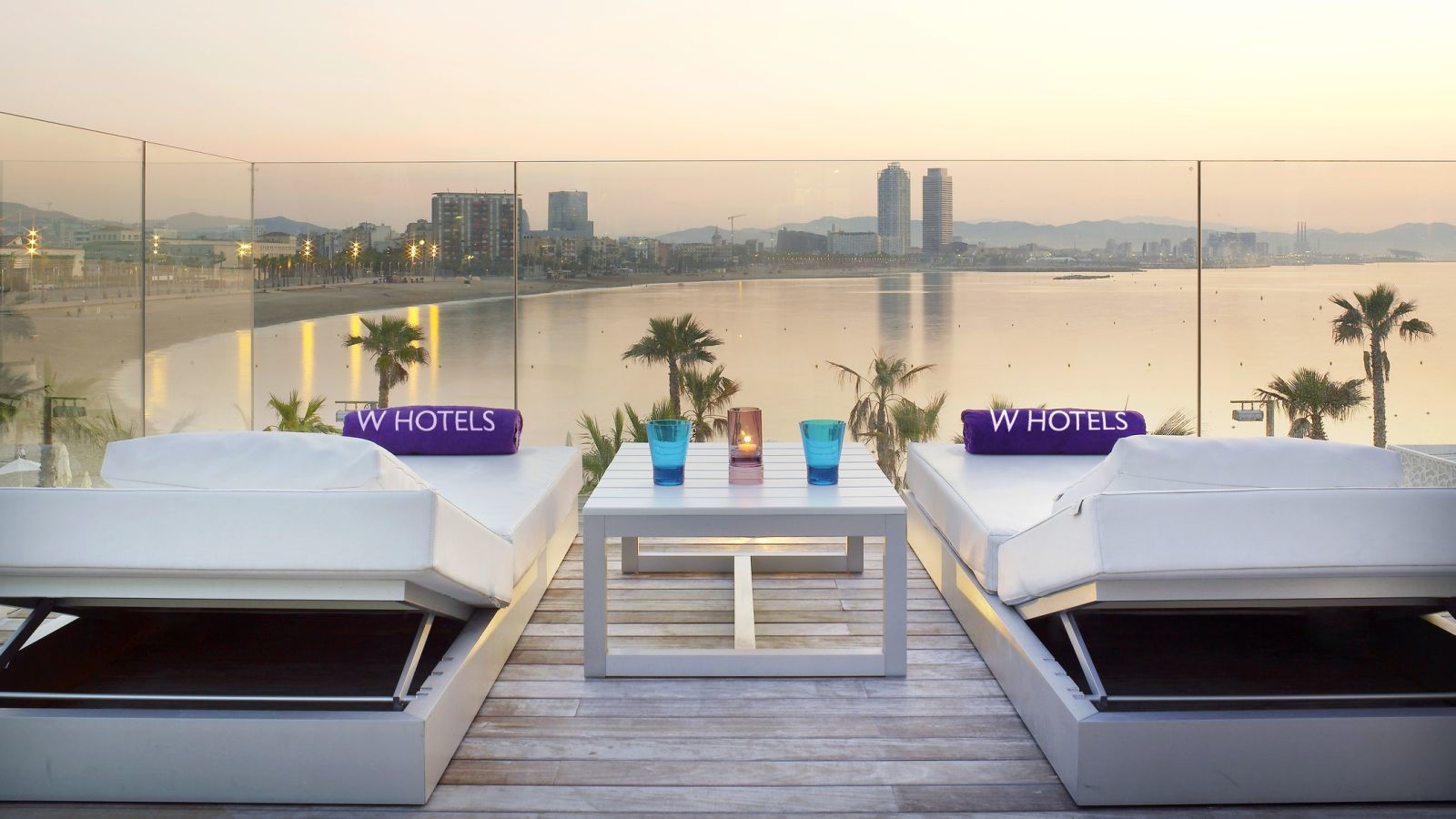 WOW Cabanas at W Barcelona