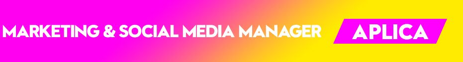 Aplica al puesto de Marketing & Social Media Manager en W Barcelona