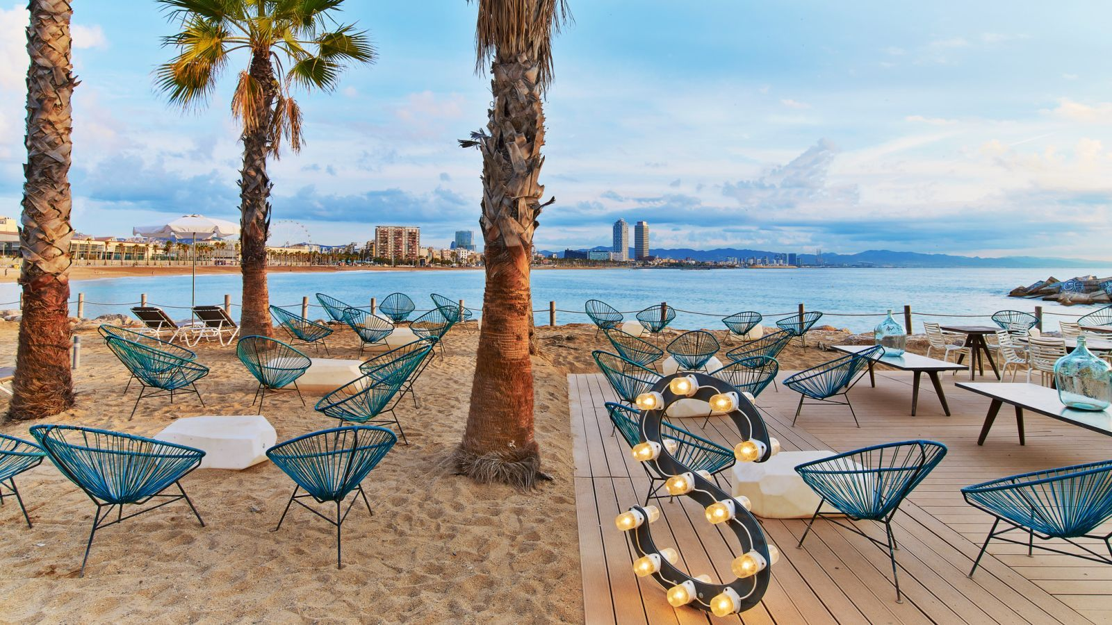 Salt Beach Club Summer Sounds | W Barcelona