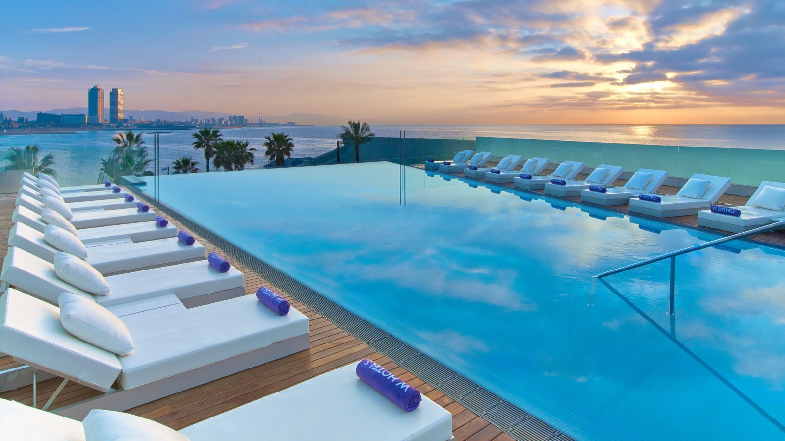 W Hotels Barcelona W Barcelona Wet Pool Best Rates
