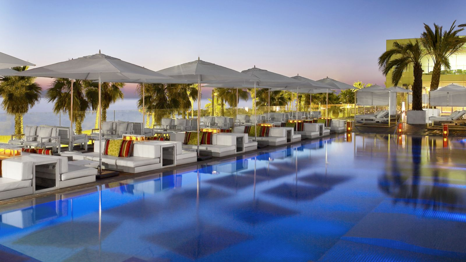 W Hotels Barcelona W Barcelona Wet 174 Pool Best Rates