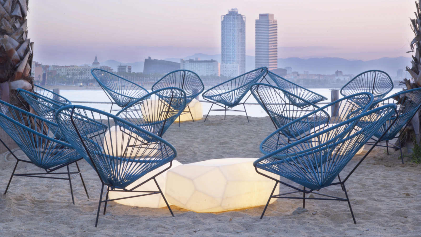 Salt Beach Club at W Hotel Barcelona