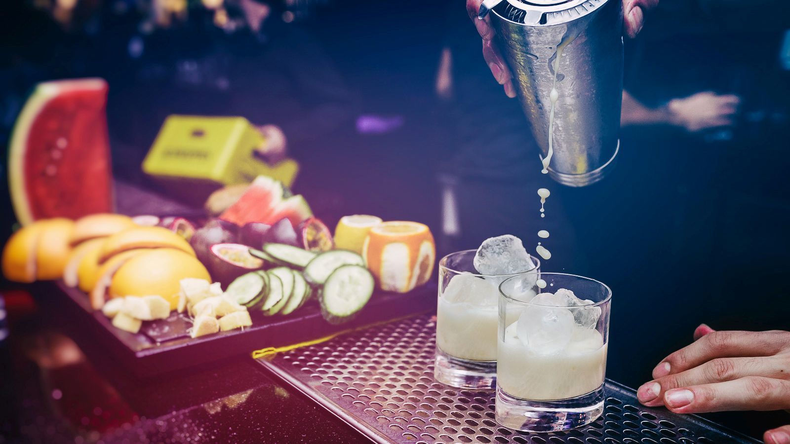 Mixology Masterclasses en Eclipse Barcelona