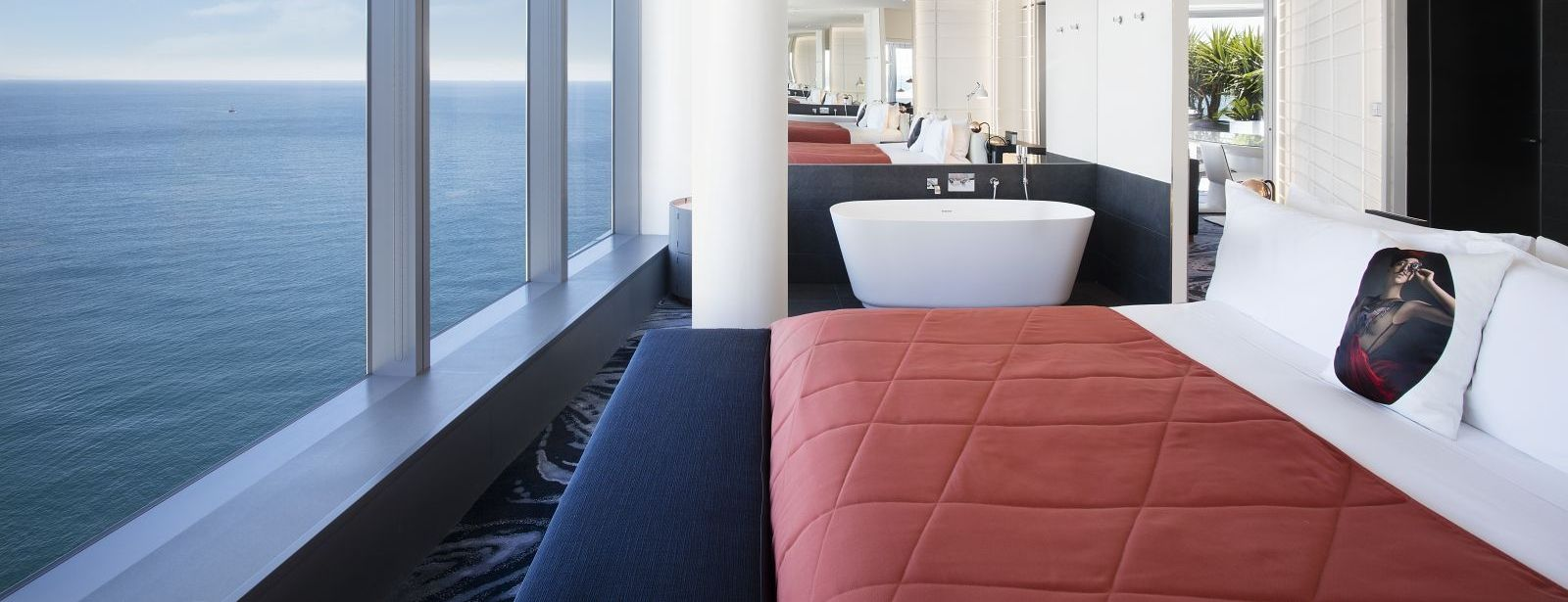 Spectacular Suite at W Barcelona